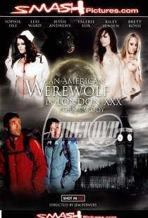 美国狼人造访伦敦