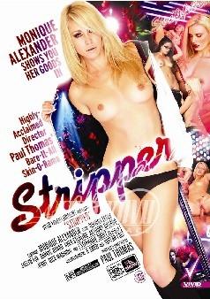 stripper脱衣舞女