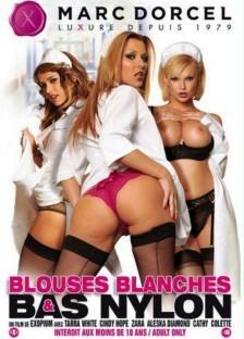 啄木鸟经典丝袜护士blouses blanches