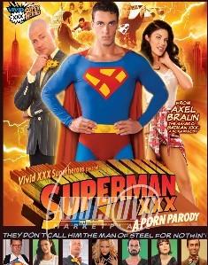 superman xxx a porn parody超人成人版