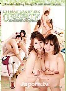 sex orgy party超可愛女同娘7名