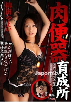 red hot jam vol.206肉便器育成所-柳田