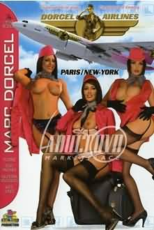 巴黎至紐約航班上的性愛