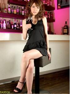 s級絕色氣質酒吧美人-天野