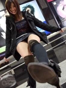 美女奇遇地铁性骚扰