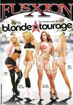 Blonde Tourage - 金�美女挨��日