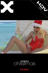 x-art 弗兰西斯卡加勒比圣诞