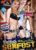 性感英国女郎