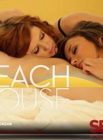 SexArt-E25 海滩房子里的性爱