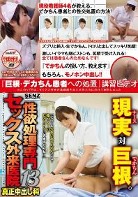 SDDE-455 性欲处理专业医院 13