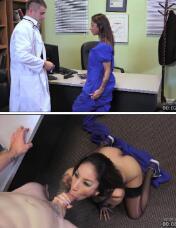 (Hustler) Anal Nurses 熟女的肛门护理