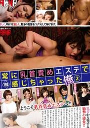 FSET-753 我喜欢刺激乳头的快感 2【中文字幕】