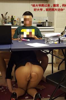 某平台流出性感漂亮的美女销售员为了业绩亲自到客户家解说时被客户设计拍裸照不得已被各种玩弄啪啪